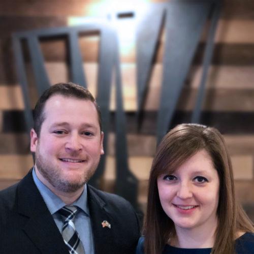 Keith & Melissa Drinkard