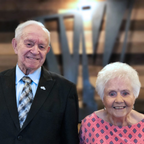 Joe & Margie Jordan